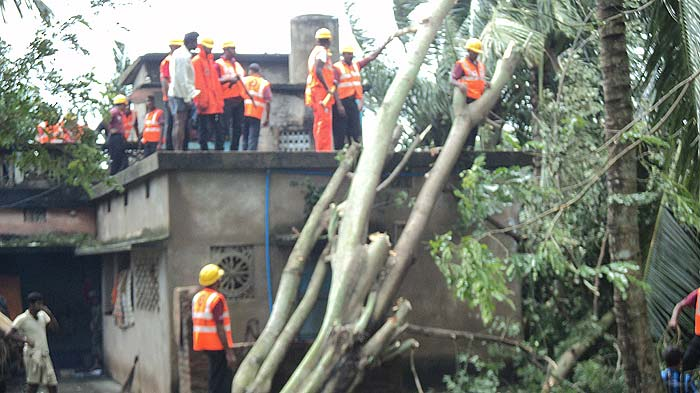 Cyclone Phailin: Rescue and relief operations in full swing