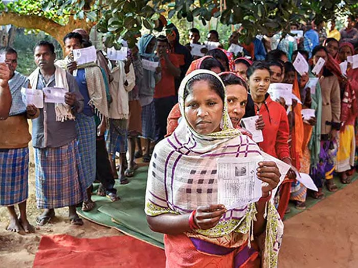 छत्तीसगढ़ विधानसभा चुनाव 2018 : 70 फीसदी हुआ मतदान