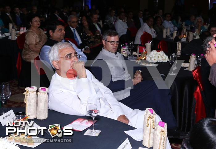 VIP guests at NDTV Indian of the Year