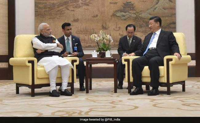 In Pictures: Two-Day PM Modi-Xi Jinping Meet - A Boost For India-China Ties
