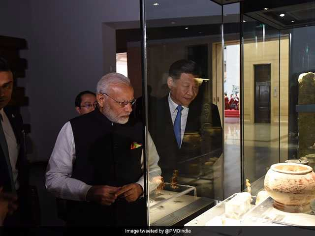 Photo : In PM-Xi 'Informal Summit', A Boost For India-China Ties: Pics