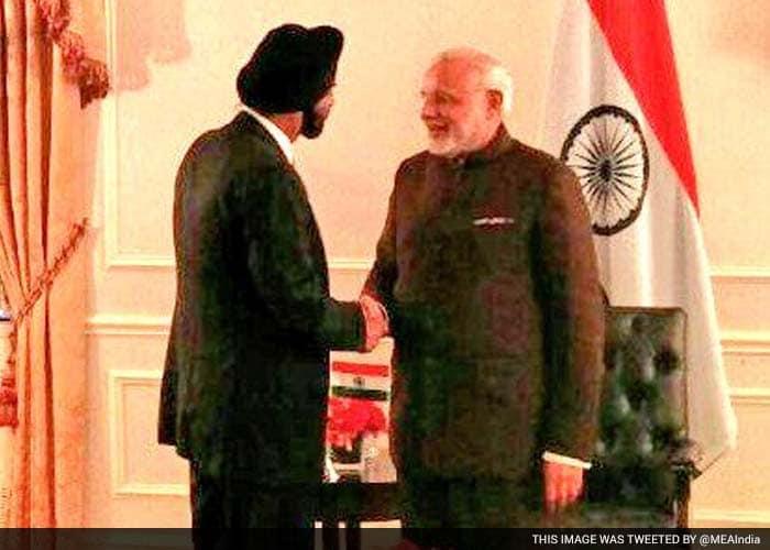 5 Pics: PM Modi Meets Top CEOs in US