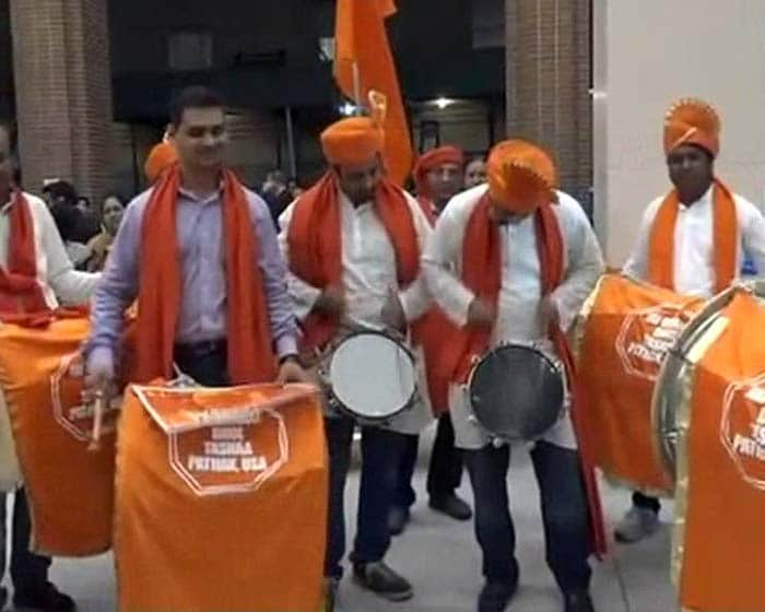 PM Narendra Modi Gets Rousing Welcome in New York: 5 Pics