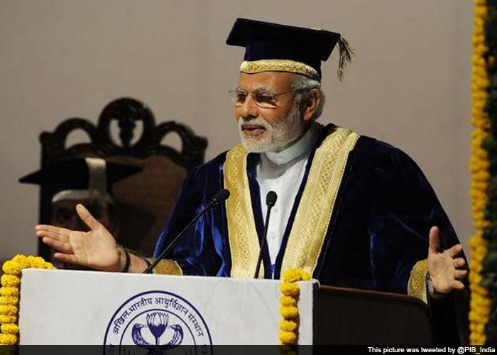 Image result for aiims convocation 42