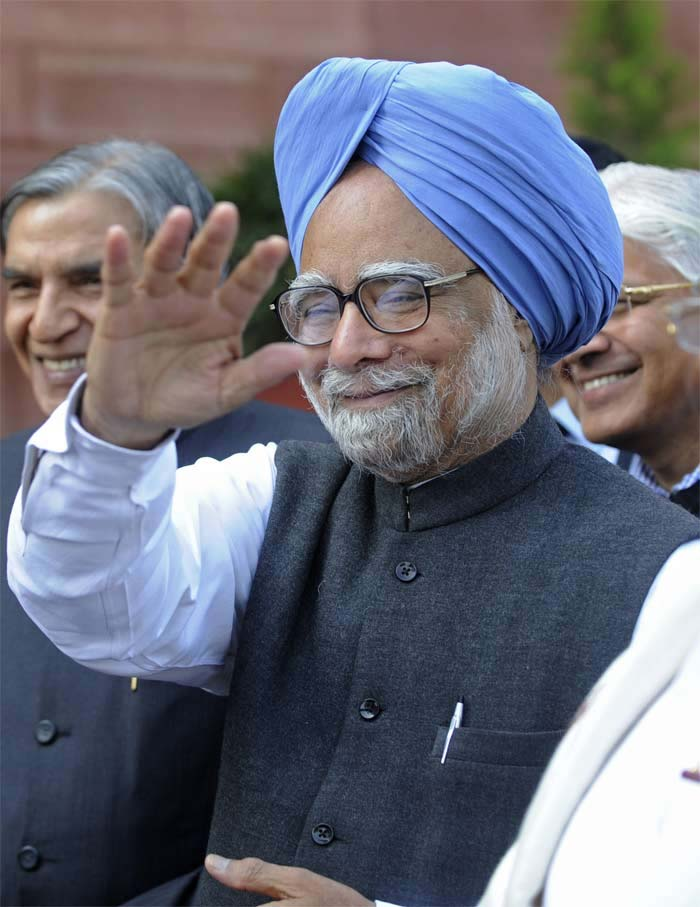 Manmohan Singh: A political life in pictures