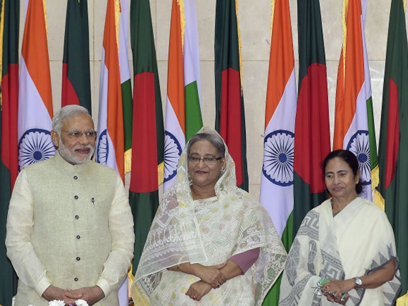 Photo : Top 5 Moments of PM Modi's 'Historic' Bangladesh Visit