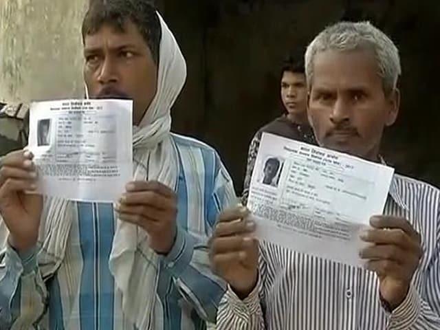 Photo : तस्वीरों में यूपी के छठे और मणिपुर के पहले चरण का मतदान