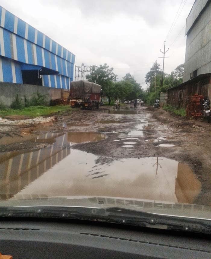 India\'s killer potholes