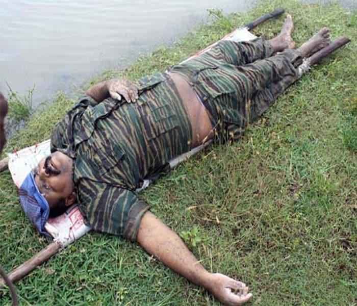 Prabhakaran dead