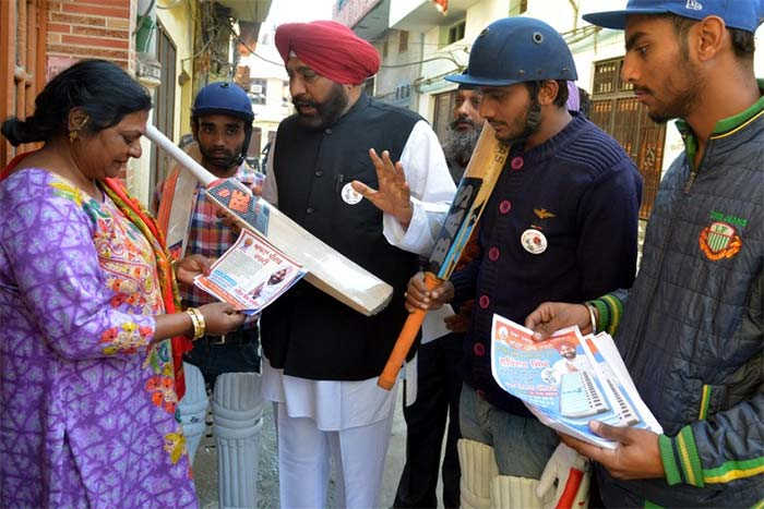 Punjab Elections 2017 In Pics: A 3-Way Fight For The Land Of Five Rivers