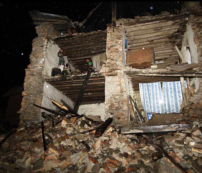 Earthquake jolts Sikkim