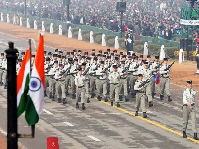 Photo : 5 Pics: India's Grand Republic Day Parade