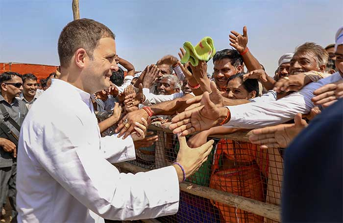 In Pics: Rahul Gandhi\'s Rajasthan Campaign Ahead Of Polls