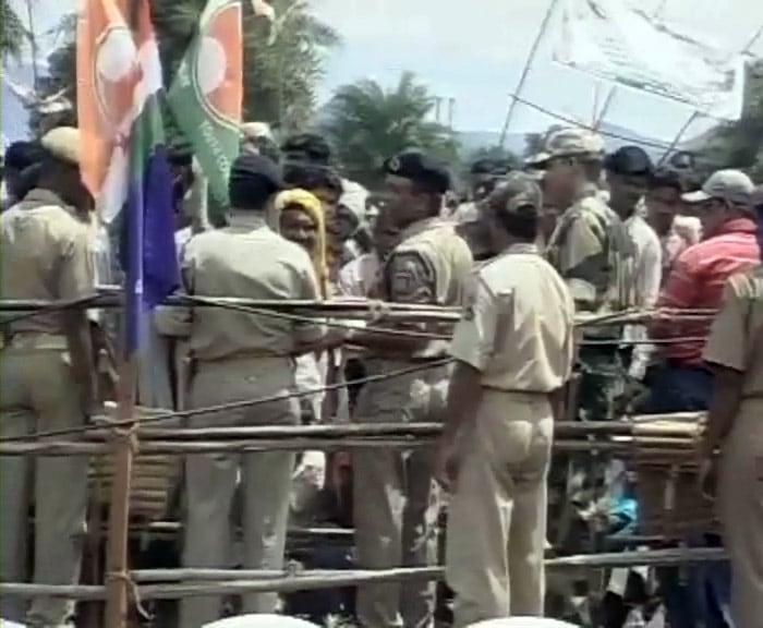 Pics: Rahul Gandhi in Orissa