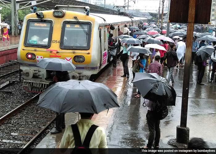 Heavy Rain Leaves Mumbai Struggling