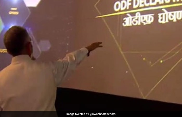 Prime Minister Narendra Modi Inaugurates Rashtriya Swachhata Kendra, Dedicates It To Mahatma Gandhi\'s Efforts Towards Cleanliness