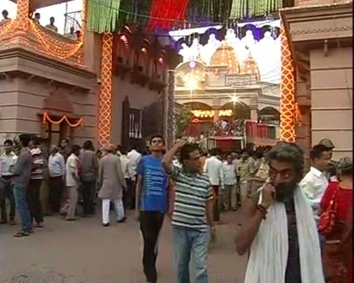 Narendra Modi flags off Jagannath rath yatra