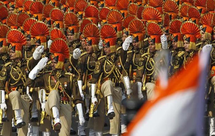 In Pictures: India celebrates 63rd Republic Day