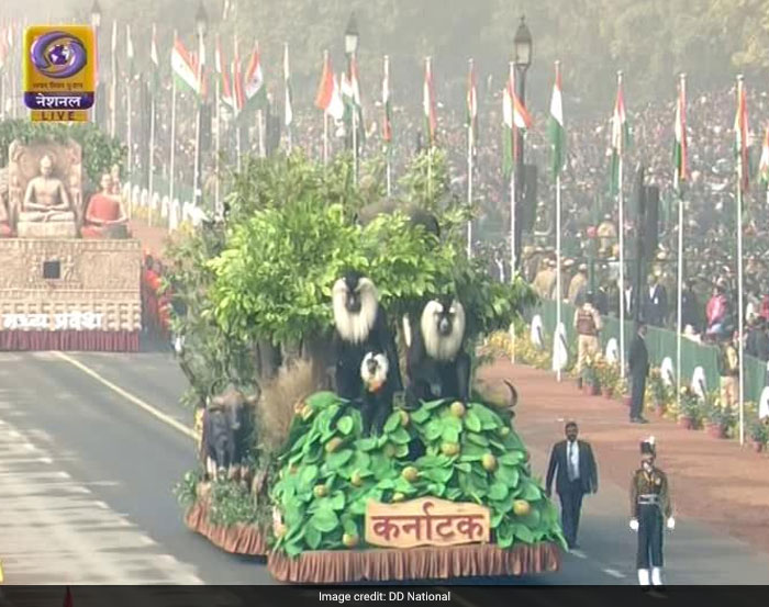 Republic Day 2018: A Colourful Display Of Culture, Heritage And Tradition