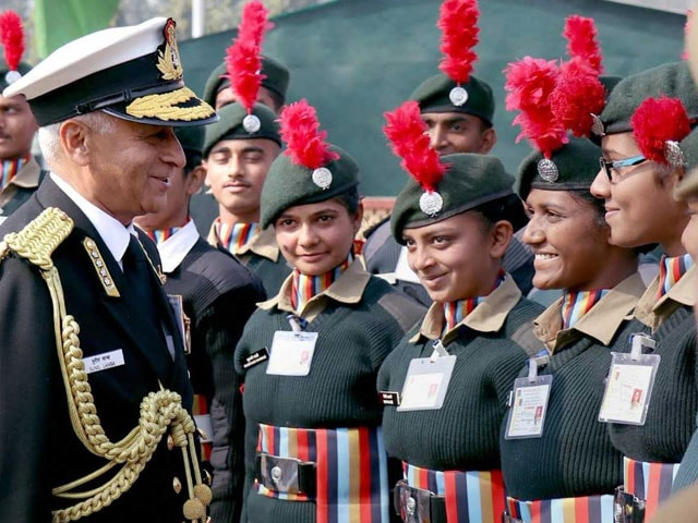 Photo : In Pics: Candid Moments From Republic Day Parade Rehearsals