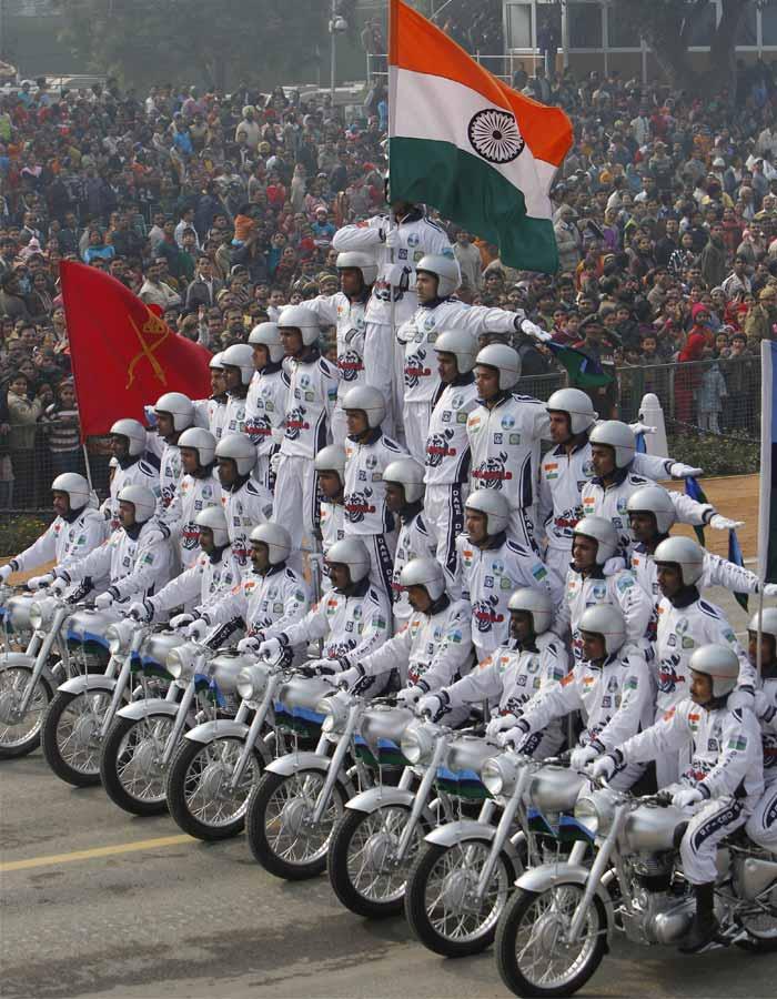 India celebrates its 62nd Republic Day