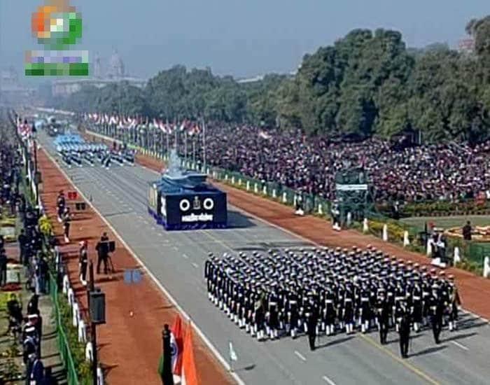 India celebrates 64th Republic Day