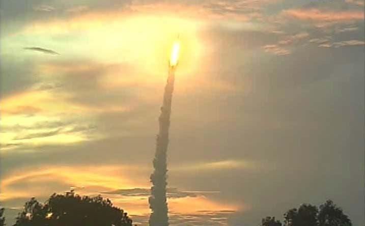 ISRO successfully launches RISAT 1