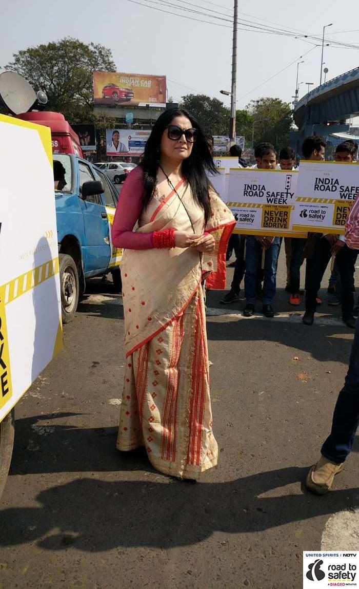 In Pics: How Kolkata Celebrated India Road Safety Week