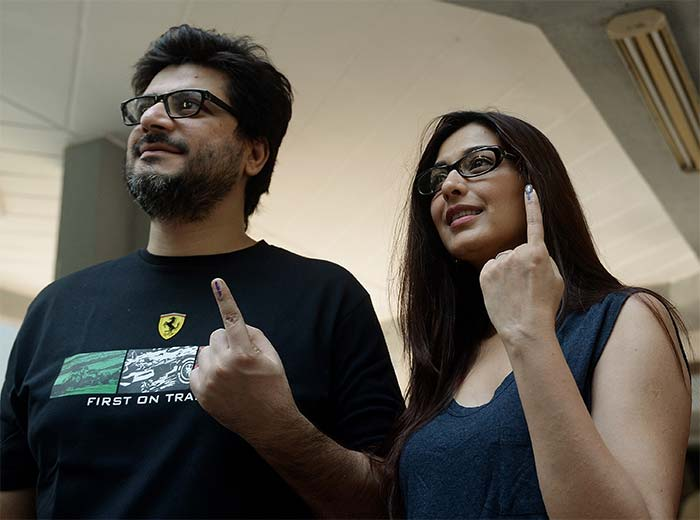 Round 6: Rajinikanth, Aamir, Vidya, Sonam cast their votes