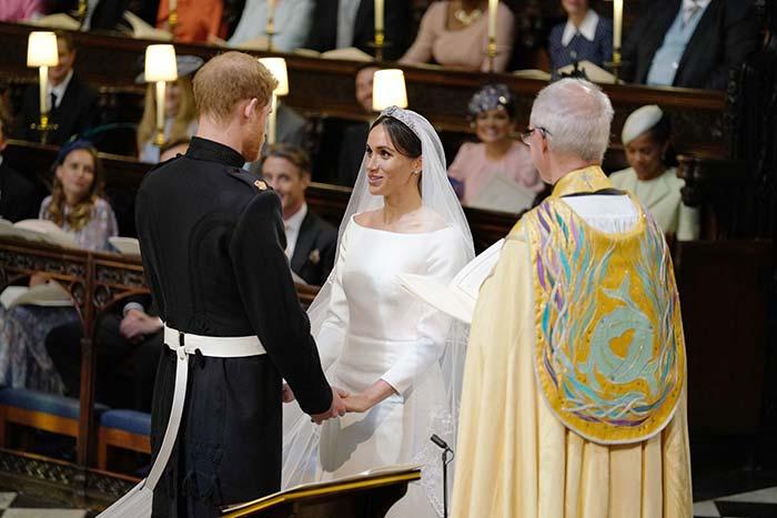 ब्रिटेन के प्रिंस हैरी और मेगन मर्केल की Royal Wedding, देखिए खास तस्वीरें