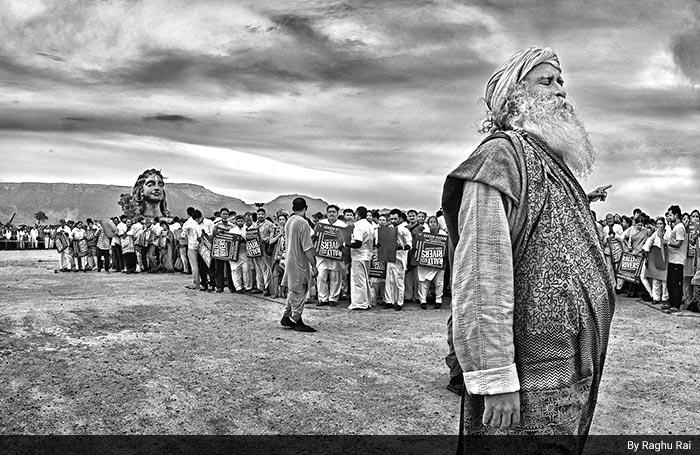 Sadhguru, Through The Lens Of Raghu Rai