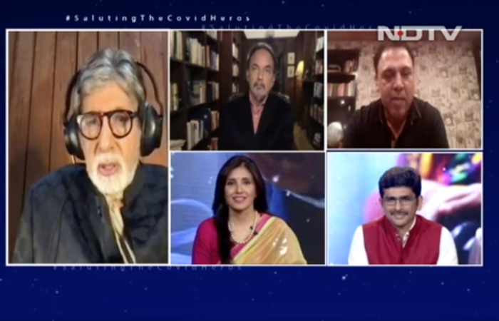 #SalutingTheCovidHeroes Townhall: Amitabh Bachchan\'s Top 5 Quotes