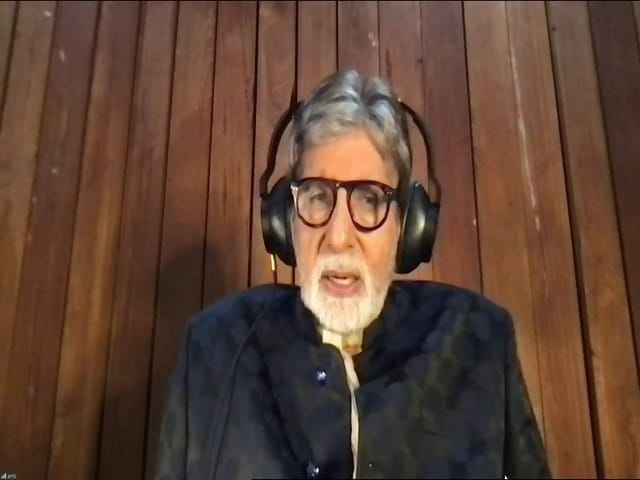 Photo : #SalutingTheCovidHeroes Townhall: Amitabh Bachchan's Top 5 Quotes