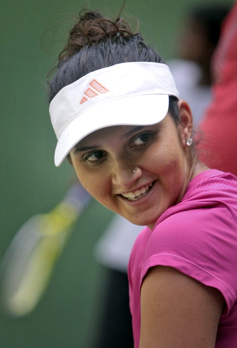 Sania-Shoaib in India