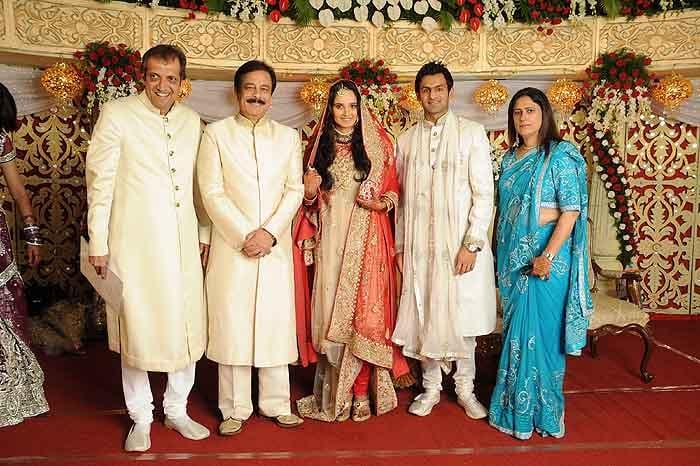 Sania-Shoaib wedding in India