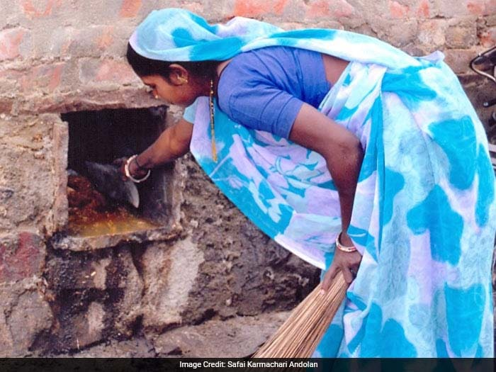 In Pics: The Harsh Reality Of Manual Scavenging In India