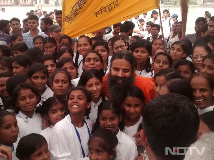 Schools Participate In Cleanliness Drives Across The Nation