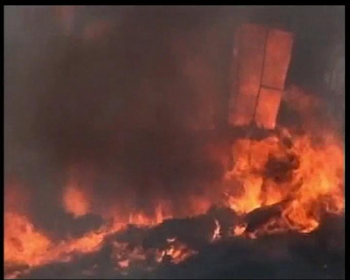 Major fire at Sivakasi firecracker factory