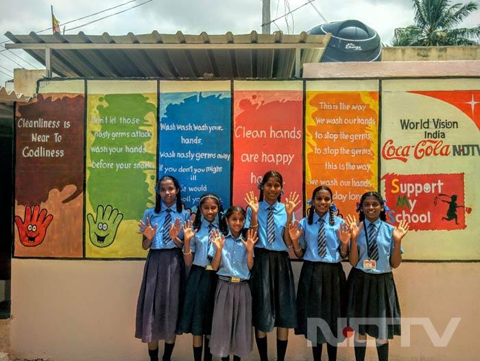 Swachh Schools = Swachh Bharat: Celebrating Revitalisation of 600 Schools