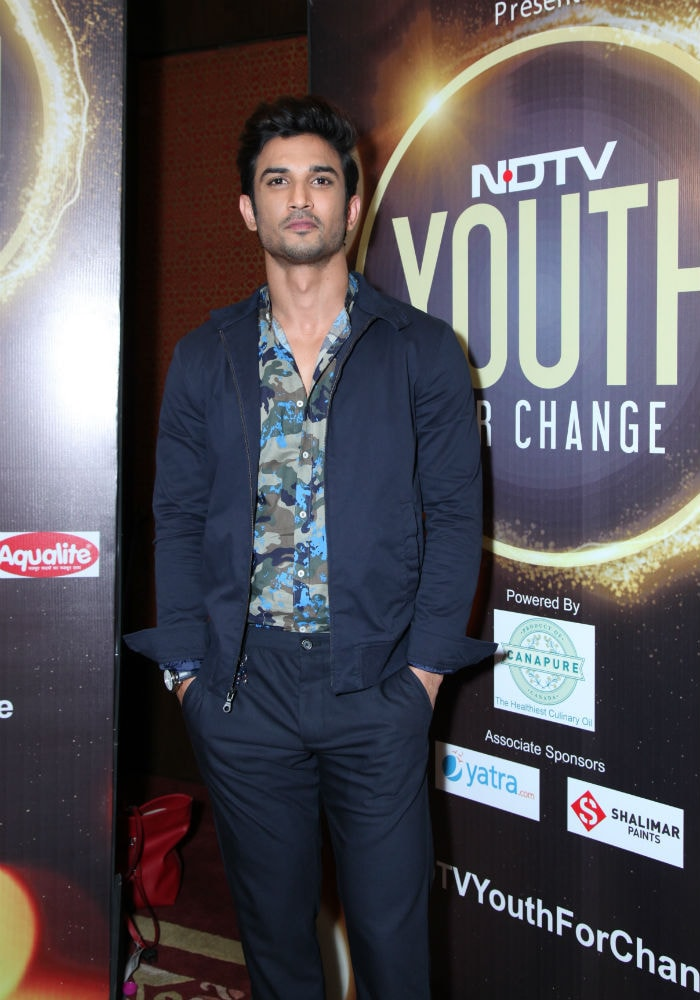 Sushant Singh Rajput Speaks For a Cause In The Capital