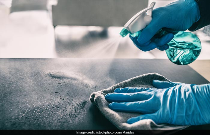 Five High-Touch Surfaces At Home That You Should Clean Daily To Reduce COVID-19 Risk