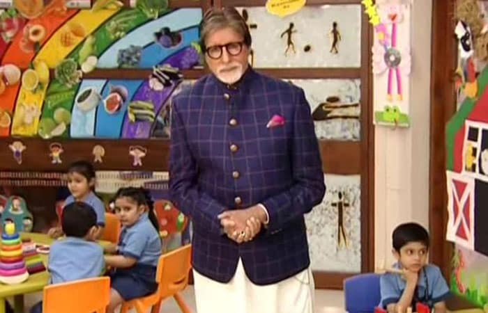 Banega Swasth India Launch: Amitabh Bachchan\'s Top 5 Quotes On Health And Cleanliness