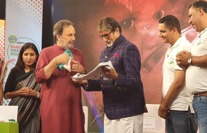 'बनेगा स्वस्थ इंडिया' लॉन्च: जानें अमिताभ बच्चन की ओर से कही गईं 5 बड़ी बातें...