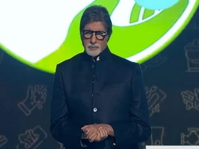 Photo : #SwasthyaMantra टेलीथॉन: अमिताभ समेत कई दिग्गज जुड़े, जानें किसने क्या-क्या कहा....