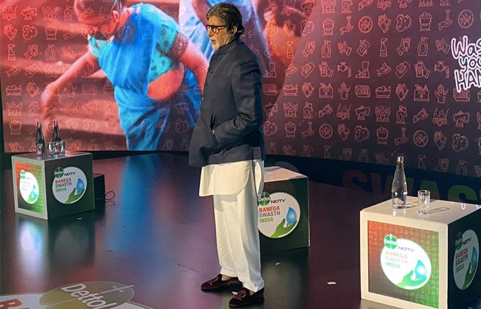 Gearing Up For The 12-Hour #SwasthyaMantra Telethon With Amitabh Bachchan