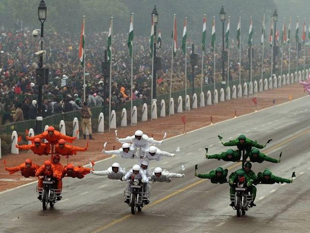 Photo : Diverse Colours of India At Rajpath