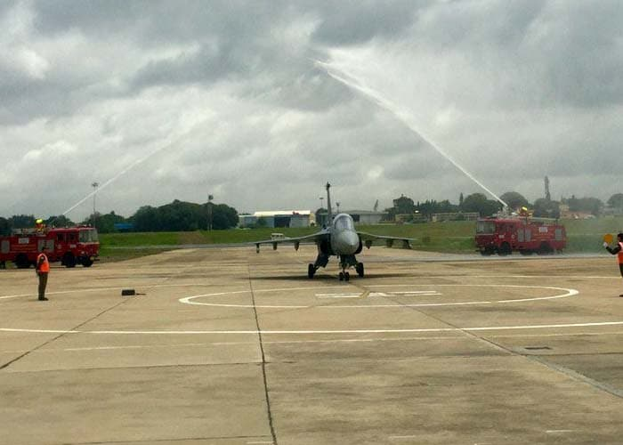 Tejas Light Combat Aircraft Joins The Air Force