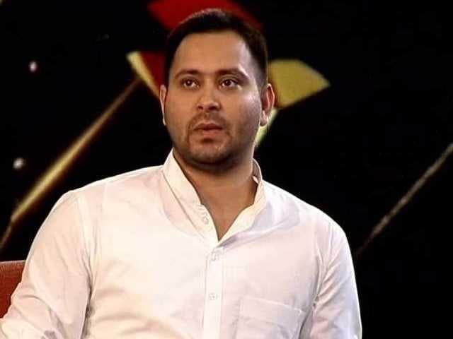 Photo : 'NDTV युवा': तेजस्वी बोले, मेरे घर में मेरे पिता से बड़ा कोई नेता नहीं