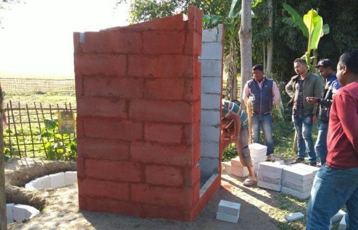 Toilet Donation: Assam\'s Latest Mantra To End Open Defecation
