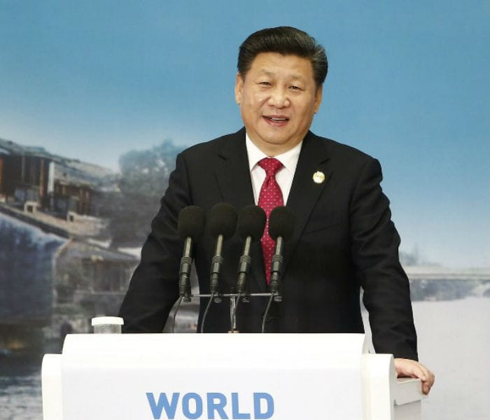 In Pictures: The 10 Most Popular Leaders In The World Today